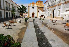 evora, acqua danzante, Alentejo, Portugal