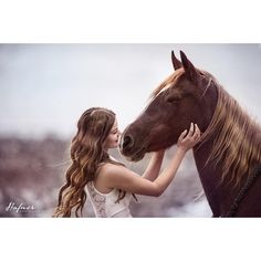 """""""The bond between those two, is magical  #equineportrait #equine #equinephotographer #equitation #equinephotography #equestrian #horsesofinstagram…"""""""