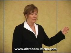"Excerpted from the DVD ""Abraham Abroad: The Abraham-Hicks England & Ireland Tour"". Abraham, translated by Esther Hicks, addresses a question that is asked re. Hits Movie, Self Image, Motivational Videos, Big Guys, Latest Books, Abraham Hicks, Natural Disasters, Back Pain, Law Of Attraction"