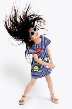 Kids fashion - Stella McCartney Kids - Spring Summer 2015 Collection