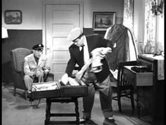 """Abbott and Costello Show """"The Vacation"""" - YouTube"""