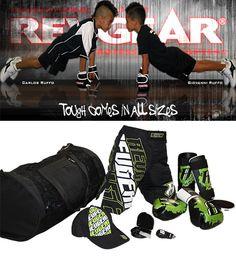 Kids MMA Clothing