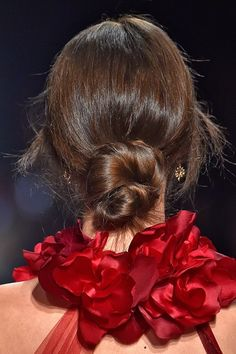 Marchesa Fall 2016 #hair