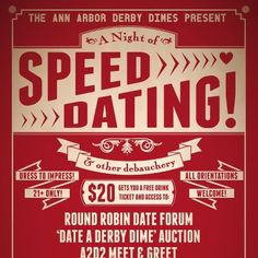 speed dating events ann arbor