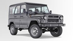 Meet Russia's Answer to the Land Rover