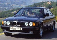 BMW 5-serie E34