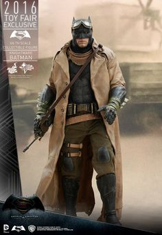 Knightmare Batman - Hot Toys