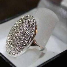 Bella Twilight -Twilight Jewelry Bella Rhinestone Engagement Ring