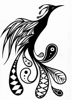 tattoo designs phoenix 03 | The Collectioner