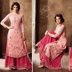 stylish bollywood indian designer pakistani wedding party salwar kameez for eid #Handmade #SalwarKameez #Festive