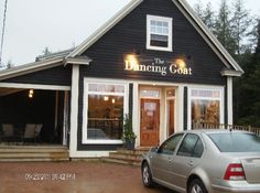 Dancing Goat Cafe & Bakery 6289 Cabot Trail | RR#1 Margaree Valley, Margaree Valley, Nova Scotia B0E 2C0, Canada