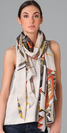 Perfect summer scarf
