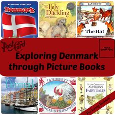 Exploring Denmark through Picture Books