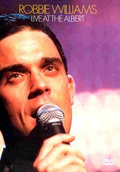 En 2001 el británico Robbie Williams grabó un disco dedicado a sus grandes ídolos como Frank Sinatra, Sammy Davis Jr., etc. Posteriormente graba una presentación en el Albert Hall, que pone a la venta en DVD. https://youtu.be/C29dLMqn3RM?list=PLBB43AD330E68C4C4