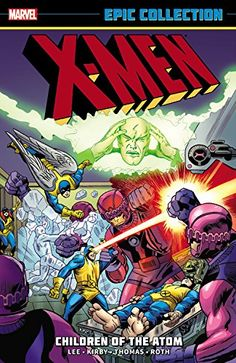 X-Men Epic Collection: Children of the Atom by Stan Lee http://www.amazon.com/dp/0785189041/ref=cm_sw_r_pi_dp_-P93vb12CT19E