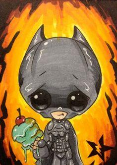 Batman by Michael Banks (Sugar Fueled)