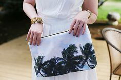 DIY | Tropical Garden Clutch