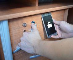 [KeyDuino] NFC drawer lock - All