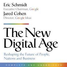 The New Digital Age Hörbuch