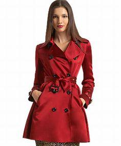 trench coats<3