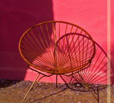 Poppytalk: Leon Leon Handmade Chairs