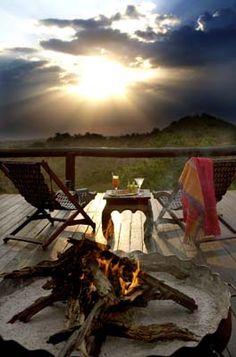 African safari accommodation Serengeti Migration Camp, Tanzania.