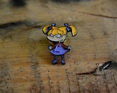 Rugrats: Angélica Pickles Vintage Lapel Pin