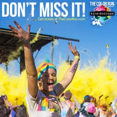 Hey Boston! We are counting down the days…have YOU got your tix yet for The Color Run Kaleidoscope Tour stop on October 12th?? Being a part of the Kaleidoscope Tour means NEW gear, FRESH music, and EXCITING race attractions. Use code: TCRBOSTON to get $5 off! Experience this 5k magic and buy your tix here:  http://thecolorrun.com/boston/