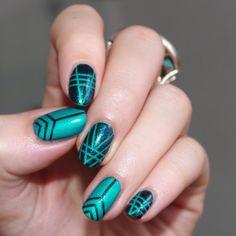 Bulleuw #nail #nails #nailart