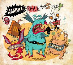 Nickelodeon, Aaahh!!! Real Monsters