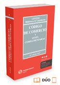 Código de comercio y leyes complementarias, ed. de 2015