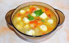 Давайте приготовим мой самый любимый суп с сырными шариками: невероятно вкусный, нежный...