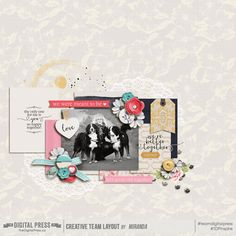 Kit: So good together by Sabrin's Creations http://shop.thedigitalpress.co/So-Good-Together-Collection.html