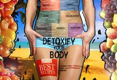 Looking for specific fruits to detoxify your body, this infographic might be of help to you.