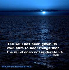 #inspiring #quotes #Inspiration Rumi http://www.socialmediamamma.com