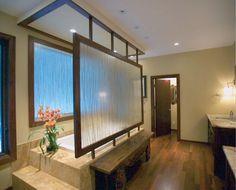 MODERN zen bath- clean