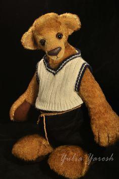 Teddy Bear.Yulia Yarosh.