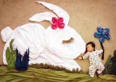 Una mamma creativa trasforma le foto del figlio che dorme in arte | Marko Morciano
