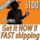 $100 APPLE US iTUNES CARD gift voucher certificate FAST FREE worldwide shipping - http://oddauctions.net/gift-cards/100-apple-us-itunes-card-gift-voucher-certificate-fast-free-worldwide-shipping-3/