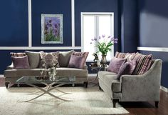 "Furniture Of America Sofa And Love Seat Set Viconti Collection SM2202 Low arms that sweep up to the back and T-cushion seating give this sofa group its stunning looks. With minimal nailhead trim around the front legs and pillows that match the Gold or ivory hue of the soft fabric perfectly, this set will bring style to any contemporary home. SOFA [SM2202-SF] 91""L X 40""W X 38""H LOVE SEAT [SM2202-LV] 71""L X 40""W X 38""H *Sofa & Love Seat (Seat Ht: 20"", Seat Dp: 26"") Traditional Style T-cushion…"