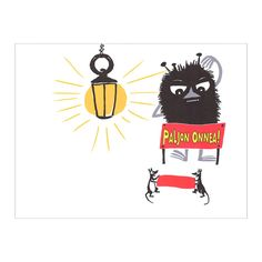 Moomin ムーミン グリーティングカード スティンキー(ブラック)   北欧雑貨 北欧デザインに限定した北欧雑貨通販サイト Tove Jansson, My Children, Kids, Snoopy, My Love, Board, Illustration, Cute, Anime
