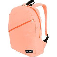 volcom simple stone backpack salmon