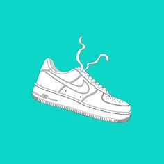 image result for air one shoe clip sneaker