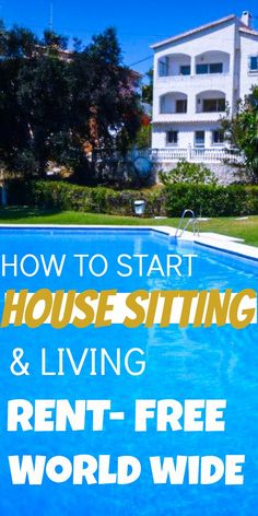 Are you thinking about starting to house sit? We are able to live world wide and rent free all thanks to house sitting! @travellingweas have written a whole guide for you on how to start house sitting yourself.