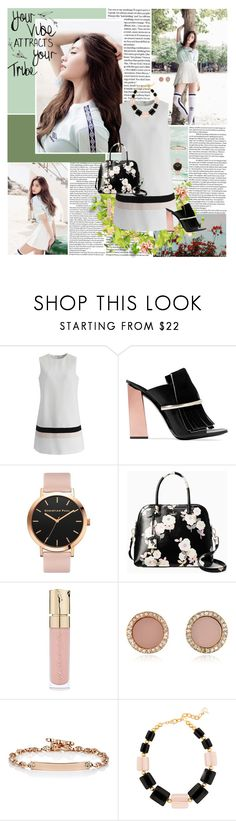 """You know I'm a bad liar"" by angiielf ❤ liked on Polyvore featuring Chicwish, Proenza Schouler, Kate Spade, Smith & Cult, Michael Kors, Hoorsenbuhs and DIANA BROUSSARD"