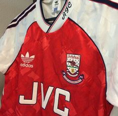 Vintage ADIDAS Arsenal Football Shirt