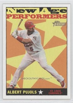 2010 Topps Heritage New Age Performers #NA9