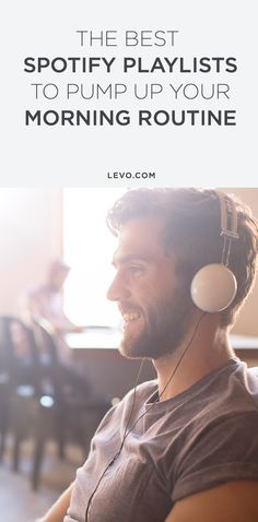 These tunes will you not only wake you up, but also have you movin' and groovin'. @levoleague www.levo.com