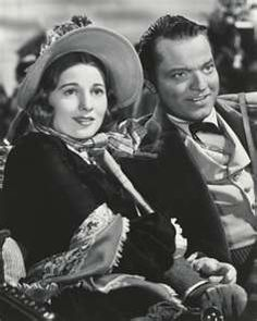 Jane Eyre starring Orsen Welles and Joan Fontaine