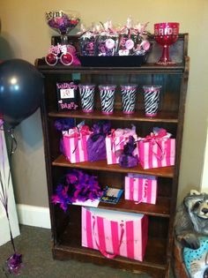 Party Favors for Bachlorette Party @Cheryl Ciske I'm thinking I wanna do this!!!!
